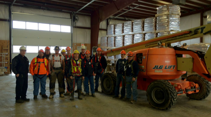 Boom Lift Certification