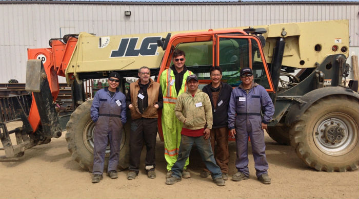 Telehandler Certification